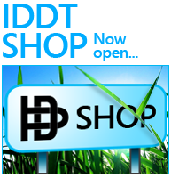 IDDT Shop Now Open