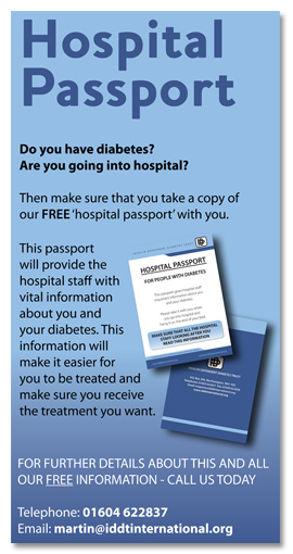 Launch of Hospital Passports