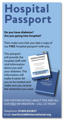 Launch of Hospital Passports