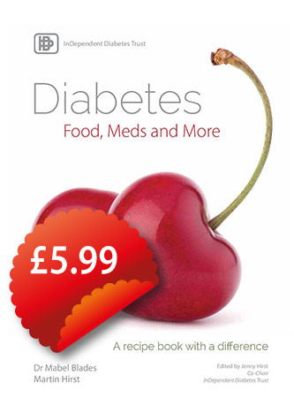 Diabetes - food meds more