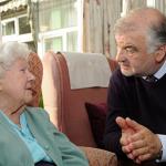 Professor Alan Sinclair slam current diabetes care in UK care homes