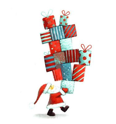 Carrying Presents