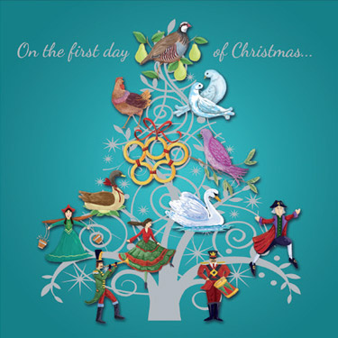 Christmas cards and gift ideas